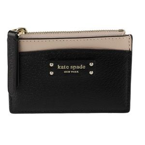 NWT Kate Spade Jeanne small zip card holder